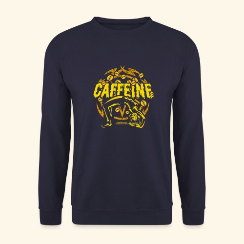 Kaffee T Shirt - Männer Pullover