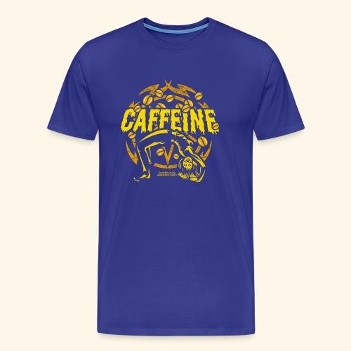 Kaffee T Shirt - Männer Premium T-Shirt