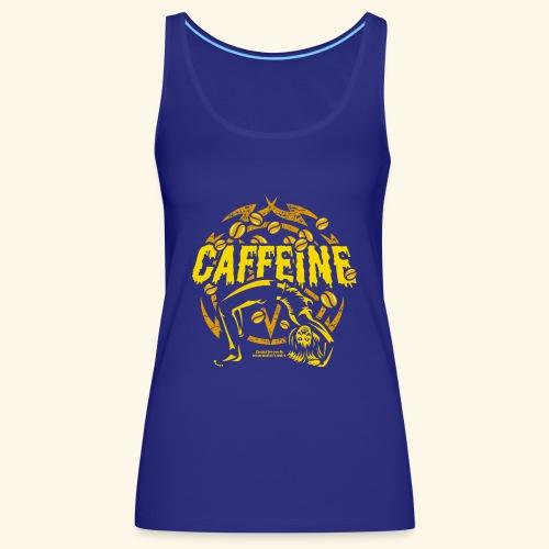 Kaffee T Shirt - Frauen Premium Tank Top