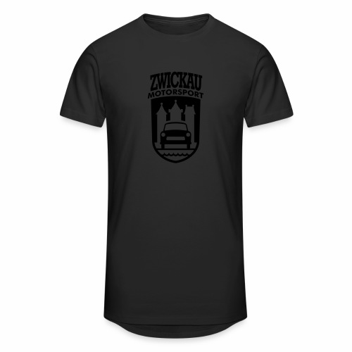 Trabant Motorsport Zwickau Wappen - Men's Long Body Urban Tee