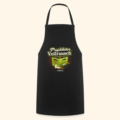 Bier T Shirt Projektleiter Vollrausch (R) - Kochschürze