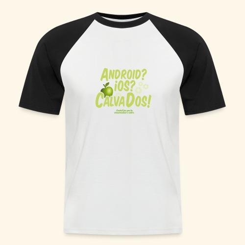 Calvados T Shirt - Männer Baseball-T-Shirt