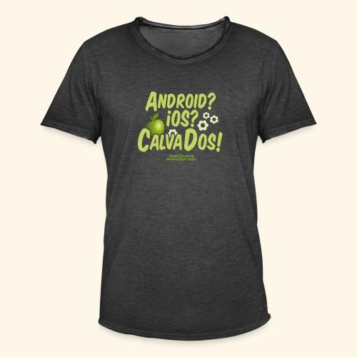 Calvados T Shirt - Männer Vintage T-Shirt