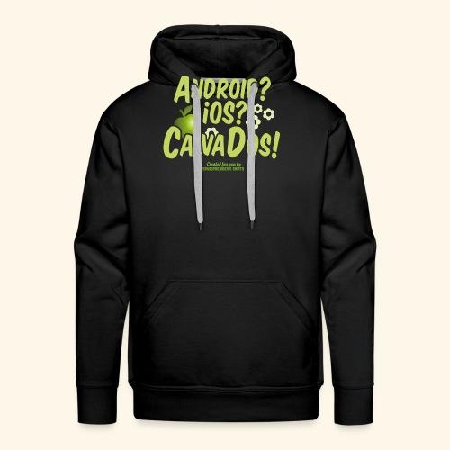 Calvados T Shirt - Männer Premium Hoodie