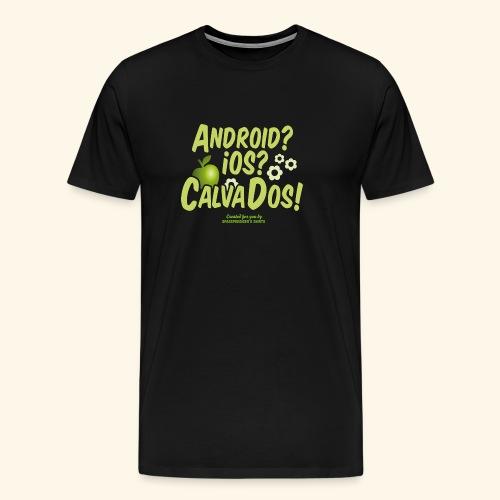 Calvados T Shirt - Männer Premium T-Shirt