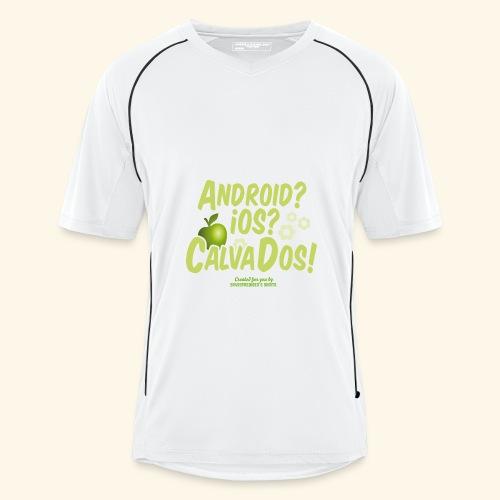 Calvados T Shirt - Männer Fußball-Trikot