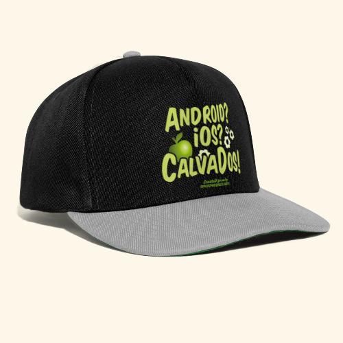 Calvados T Shirt - Snapback Cap