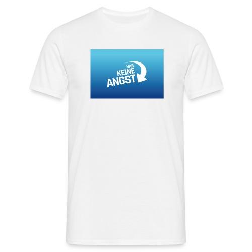 Hab keine Angst! - Männer T-Shirt