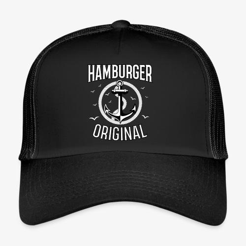 95 Hamburger Original Anker Seil - Trucker Cap