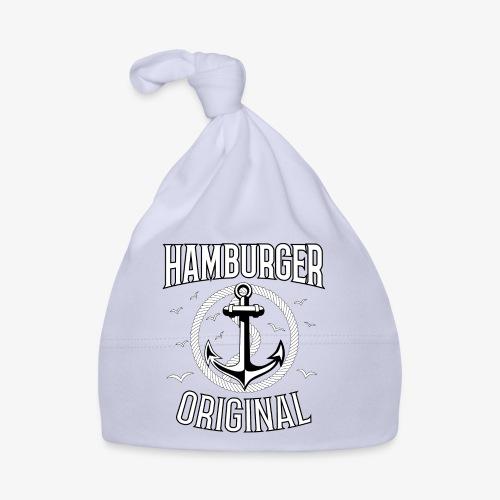 95 Hamburger Original Anker Seil - Baby Mütze