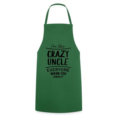 Crazy Uncle - Kochschürze