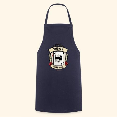Grill T Shirt Smoker | witziger Spruch - Kochschürze