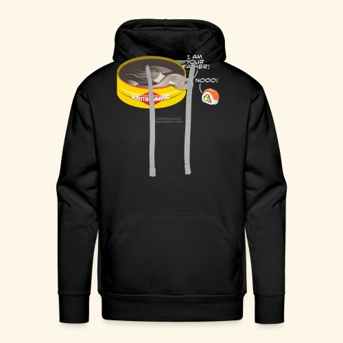 Surströmming & Sushi - Männer Premium Hoodie