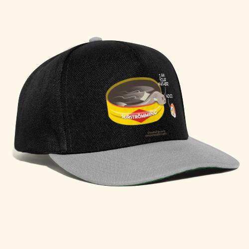Surströmming & Sushi - Snapback Cap