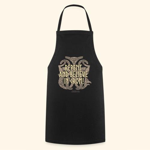 Crom T Shirt - Kochschürze