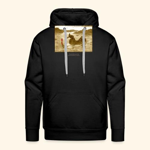 Geek T Shirt Excalibur 2.0 - Männer Premium Hoodie