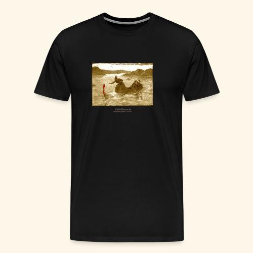Geek T Shirt Excalibur 2.0 - Männer Premium T-Shirt
