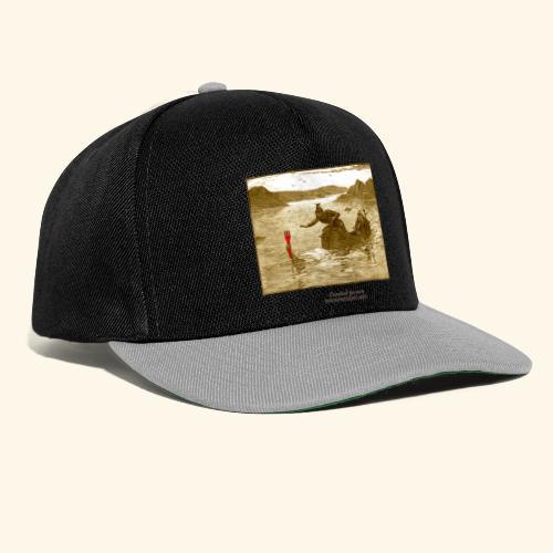Geek T Shirt Excalibur 2.0 - Snapback Cap