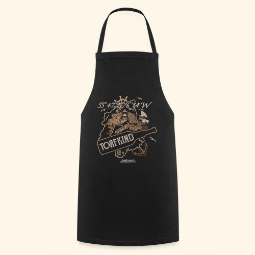 Whisky T Shirt Torfkind für Islay Fans - Kochschürze