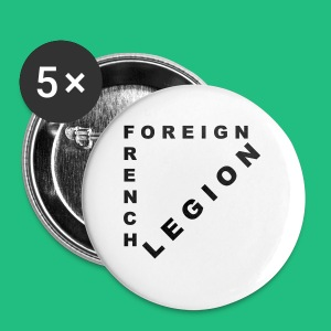 Sweat shirt French Foreign Legion - Badge petit 25 mm