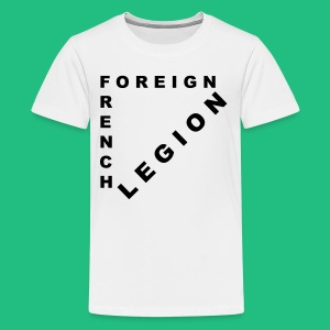 Sweat shirt French Foreign Legion - T-shirt Premium Ado