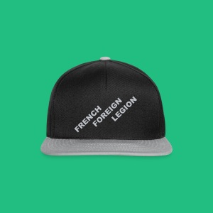 Sweat capuche Fench Foreign Legion STRIKE DOS B - Casquette snapback