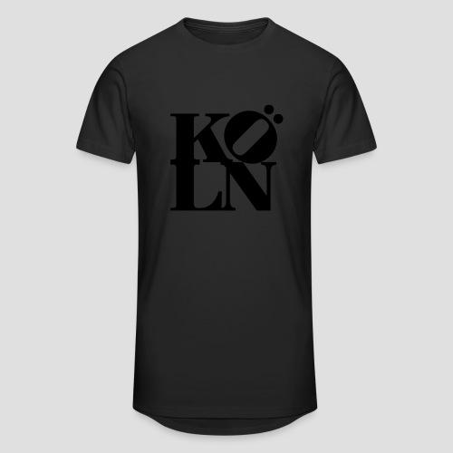 KÖLN - Männer Urban Longshirt