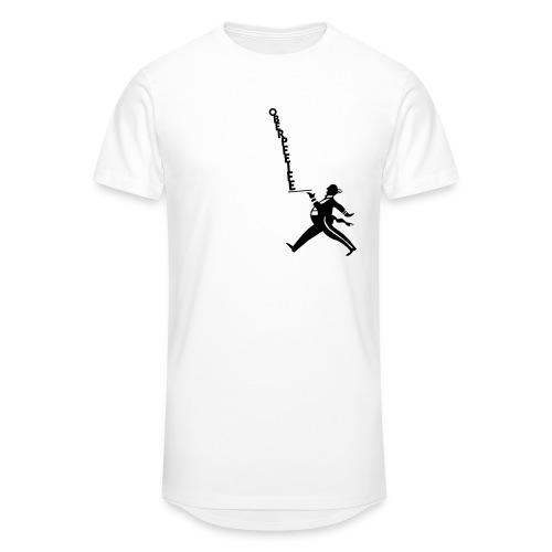 Oberpfeife - Männer Urban Longshirt
