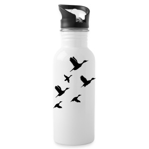 gaggle of geese - Water Bottle
