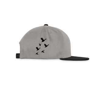 gaggle of geese - Snapback Cap