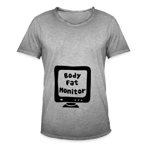 BodyFatMonitor - Men's Vintage T-Shirt