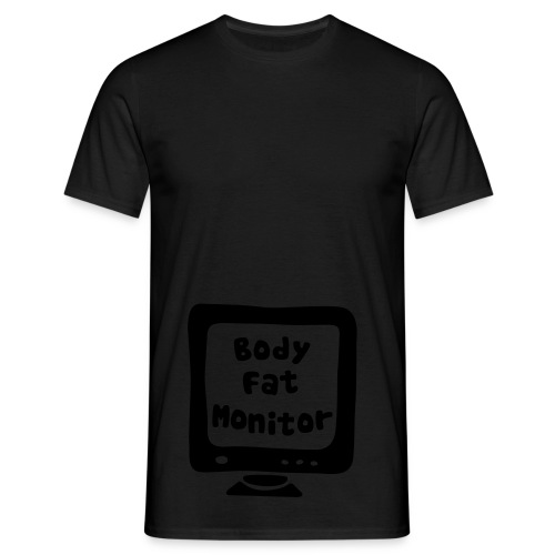 BodyFatMonitor - Men's T-Shirt
