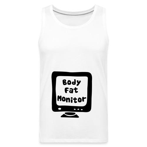 BodyFatMonitor - Men's Premium Tank Top