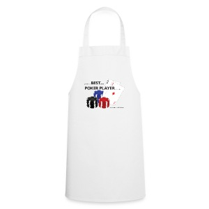 Best Poker Player Badge - Cooking Apron