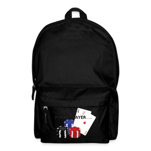 Best Poker Player Badge - Backpack