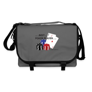 Best Poker Player Badge - Shoulder Bag