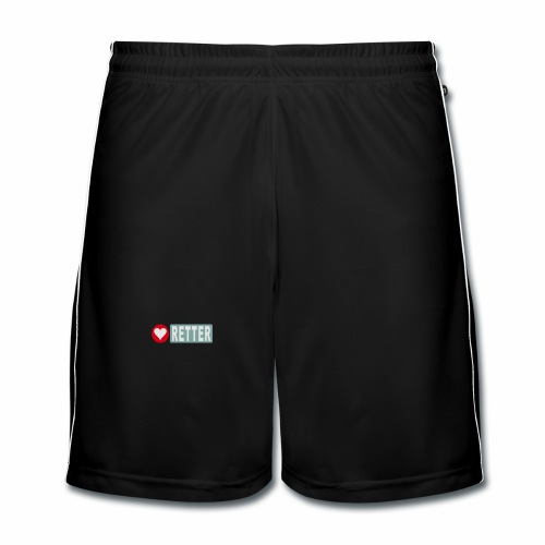 Cap Lebensretter - Männer Fußball-Shorts