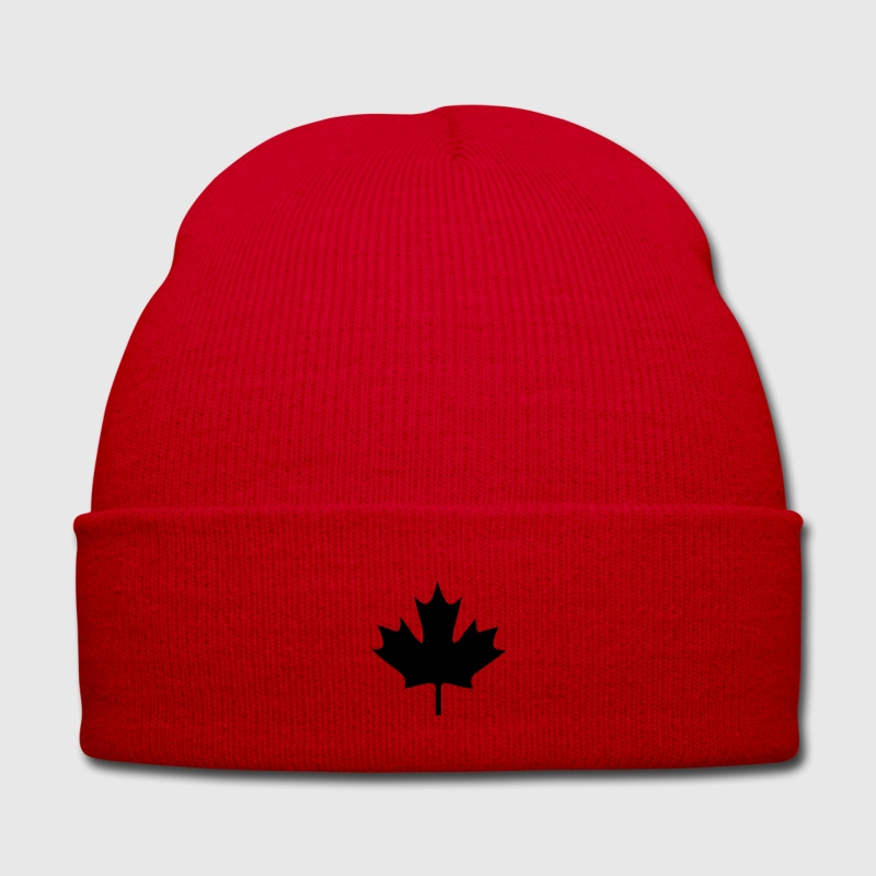 Canada Canada Maple Leaf - Gorro de invierno