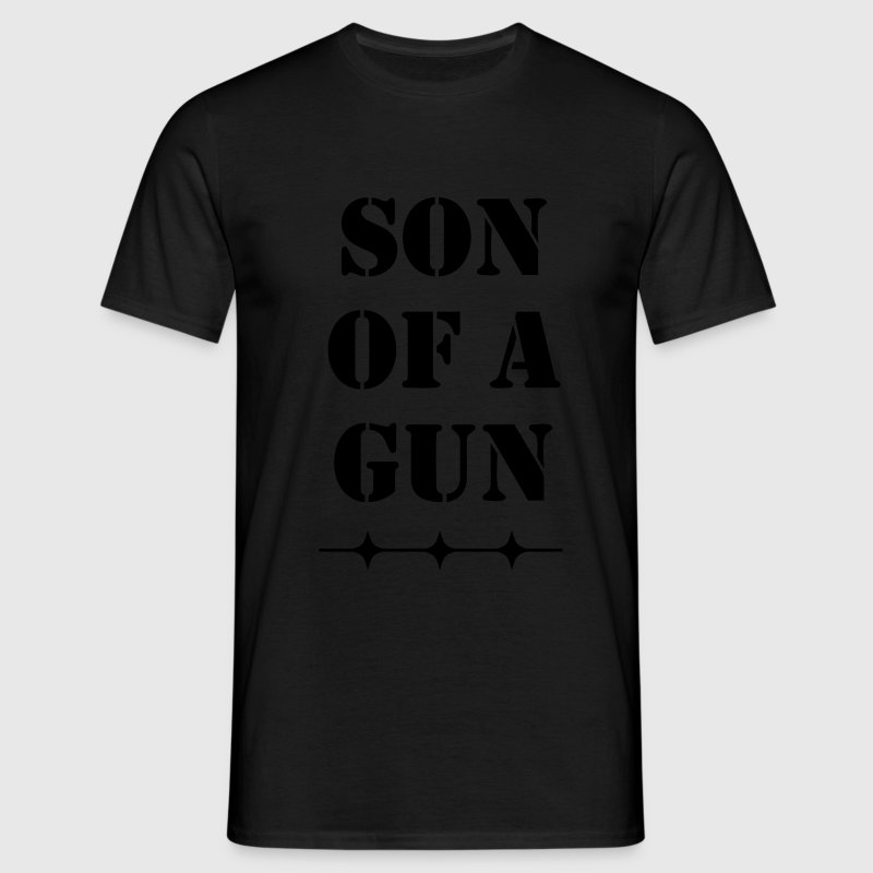 Son of a gun - Männer T-Shirt