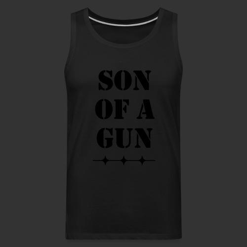 Son of a gun - Männer Premium Tank Top