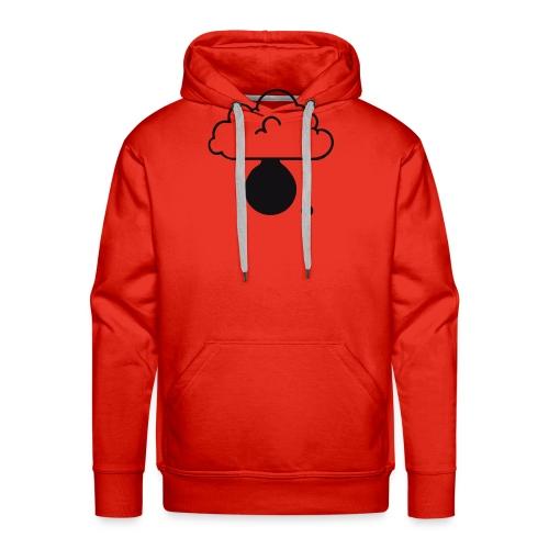 ERLEUCHTUNG-red|reflex (Boys) - Männer Premium Hoodie