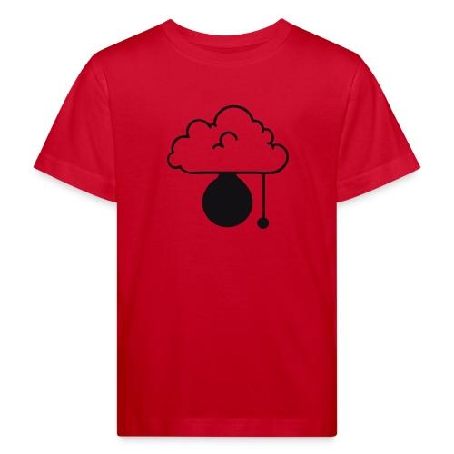 ERLEUCHTUNG-red|reflex (Boys) - Kinder Bio-T-Shirt
