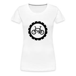 MTB Bag - Women's Premium T-Shirt