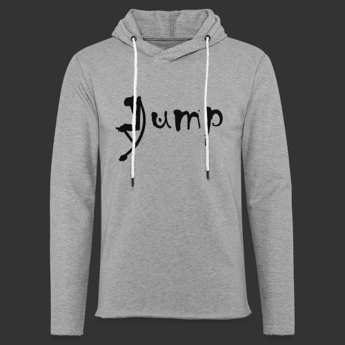 Jump!!! - Leichtes Kapuzensweatshirt Unisex