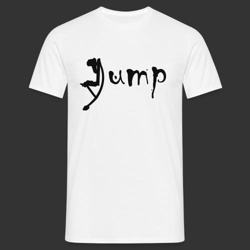 Jump!!! - Männer T-Shirt
