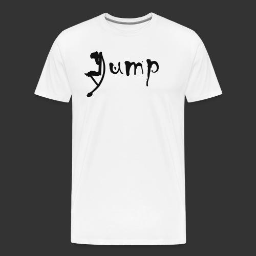 Jump!!! - Männer Premium T-Shirt