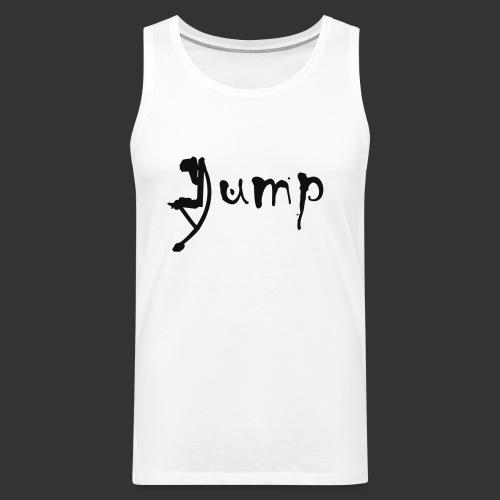 Jump!!! - Männer Premium Tank Top
