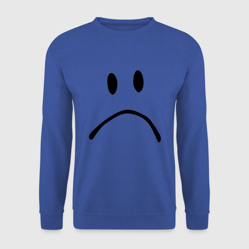 Army Big Smile. Smiley, Gesicht Pullover - Männer Pullover