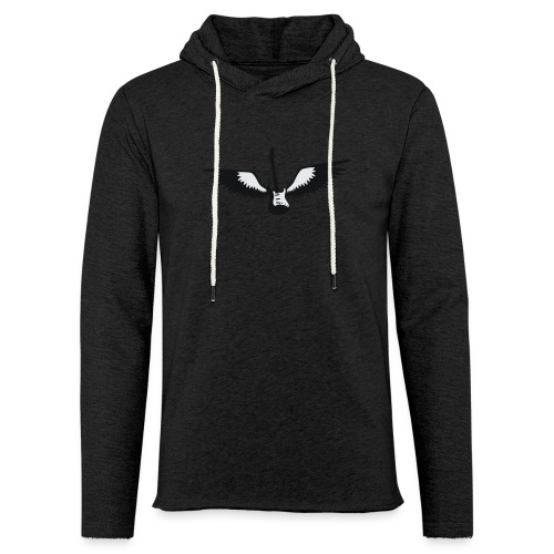 The Holy Instrument - Light Unisex Sweatshirt Hoodie