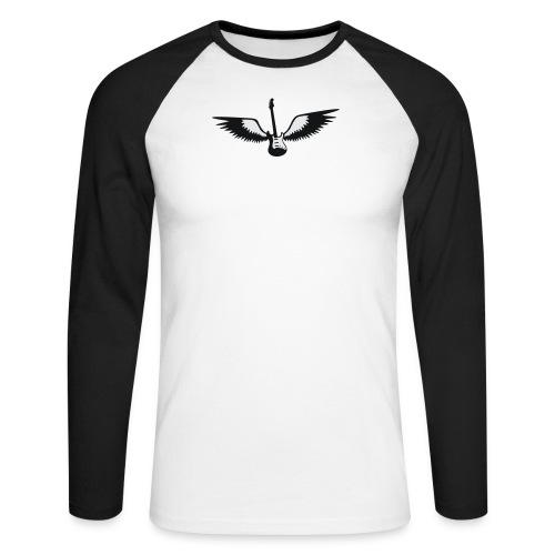 The Holy Instrument - Men's Long Sleeve Baseball T-Shirt